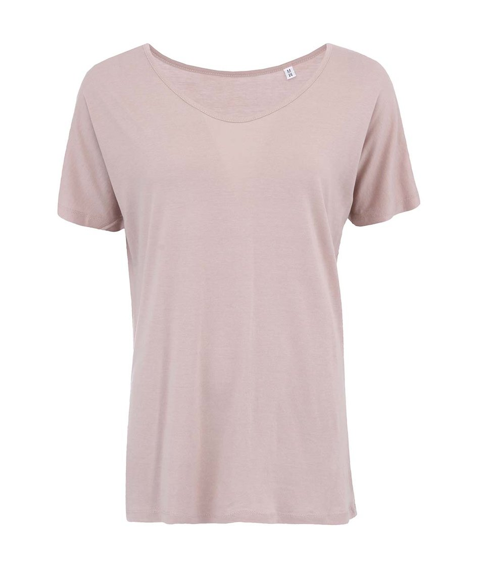 Béžové dámské tričko Stanley & Stella Designs