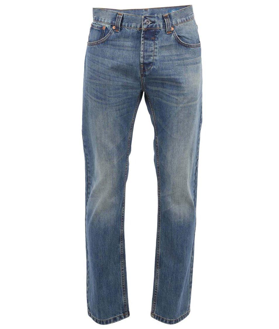 Modré pánské džíny Bellfield Dakota