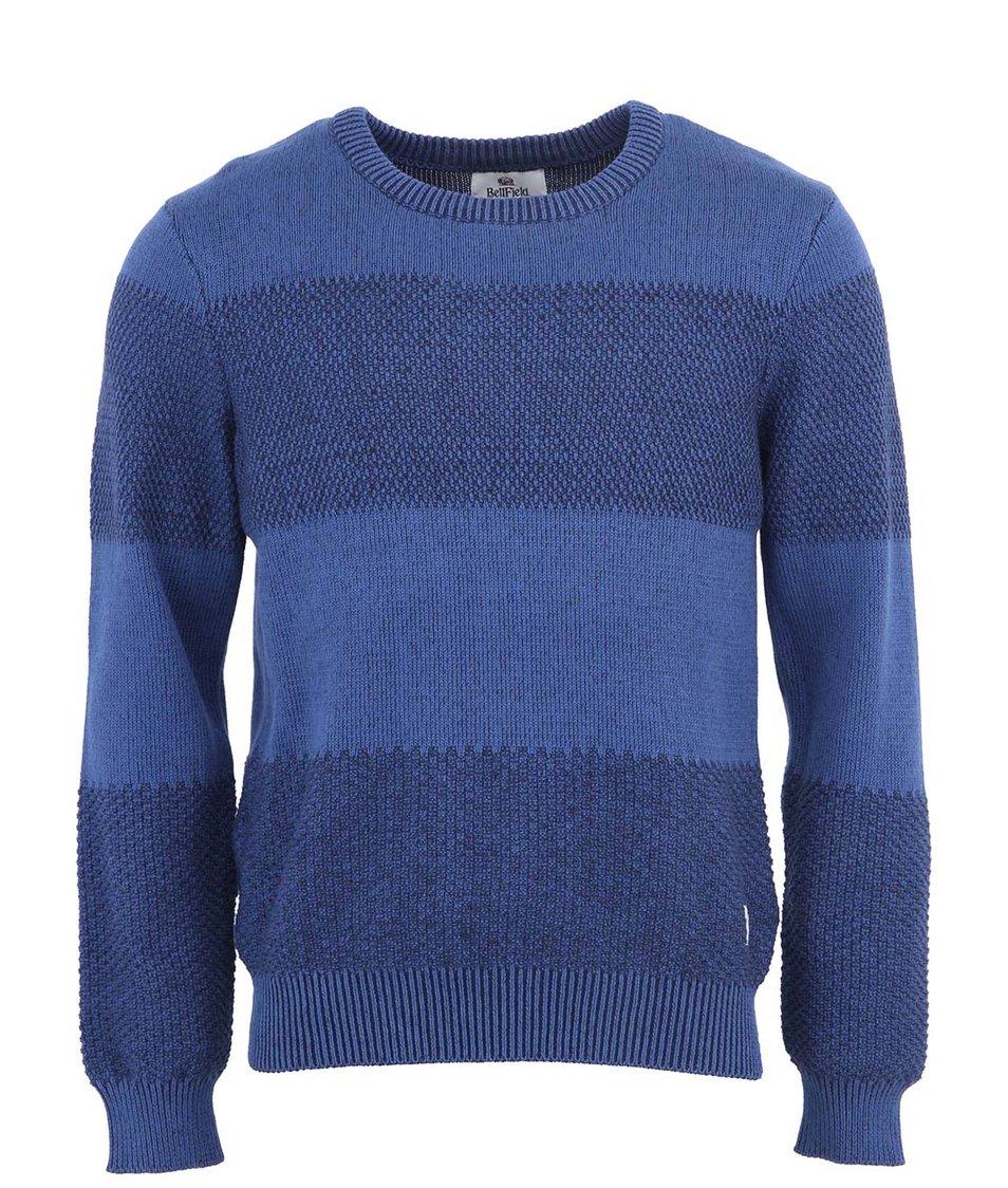 Modrý svetr Bellfield Arendal