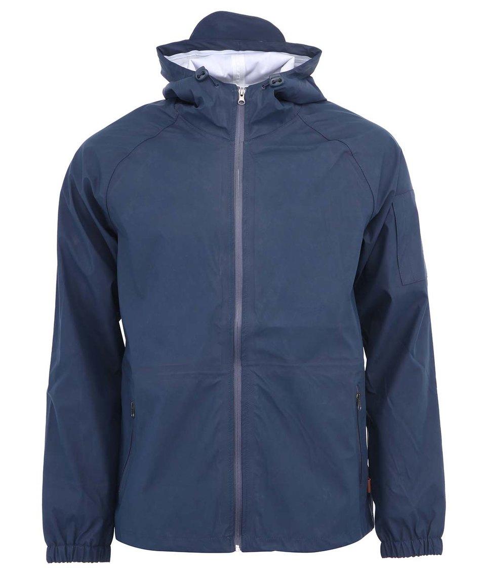 Tmavě modrá bunda do deště Bellfield Polton
