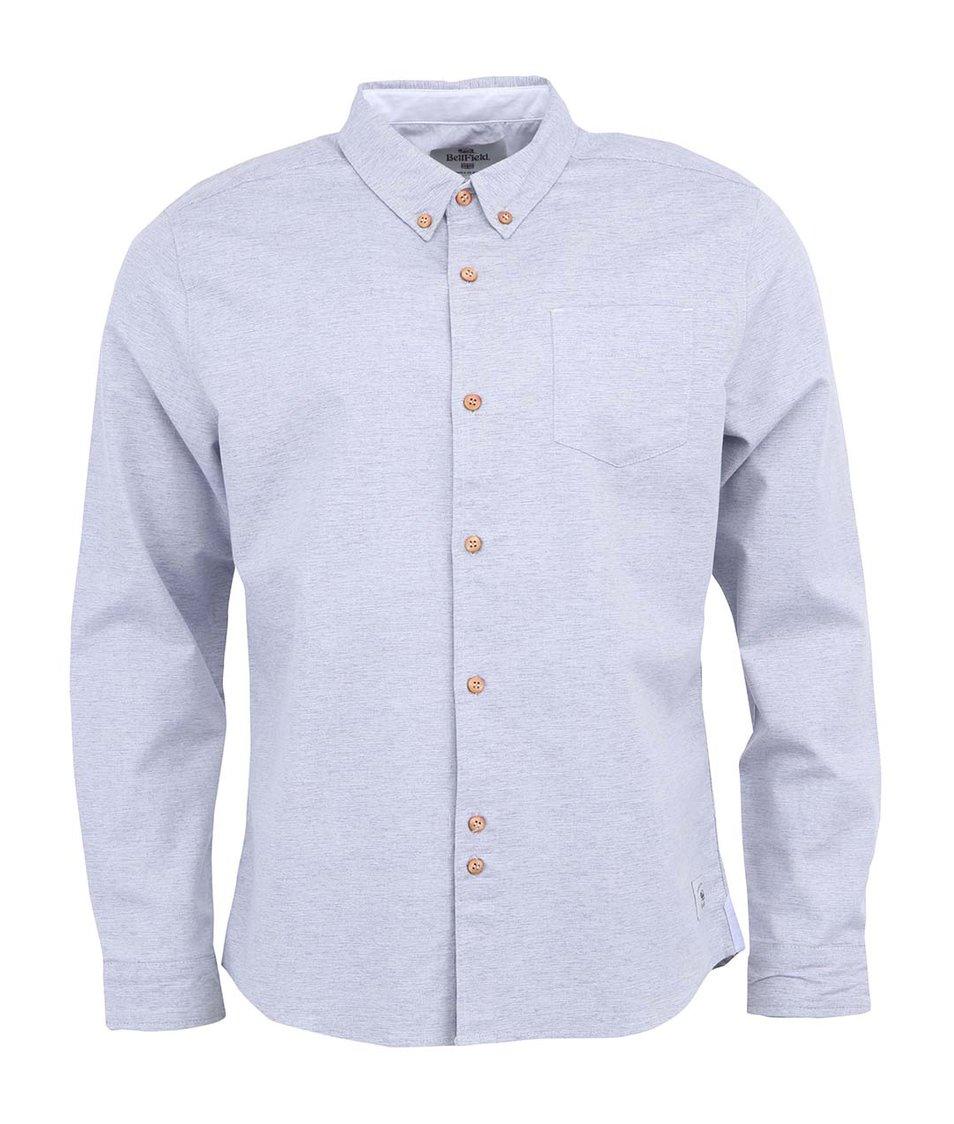 Šedá žíhaná košile Bellfield Serra