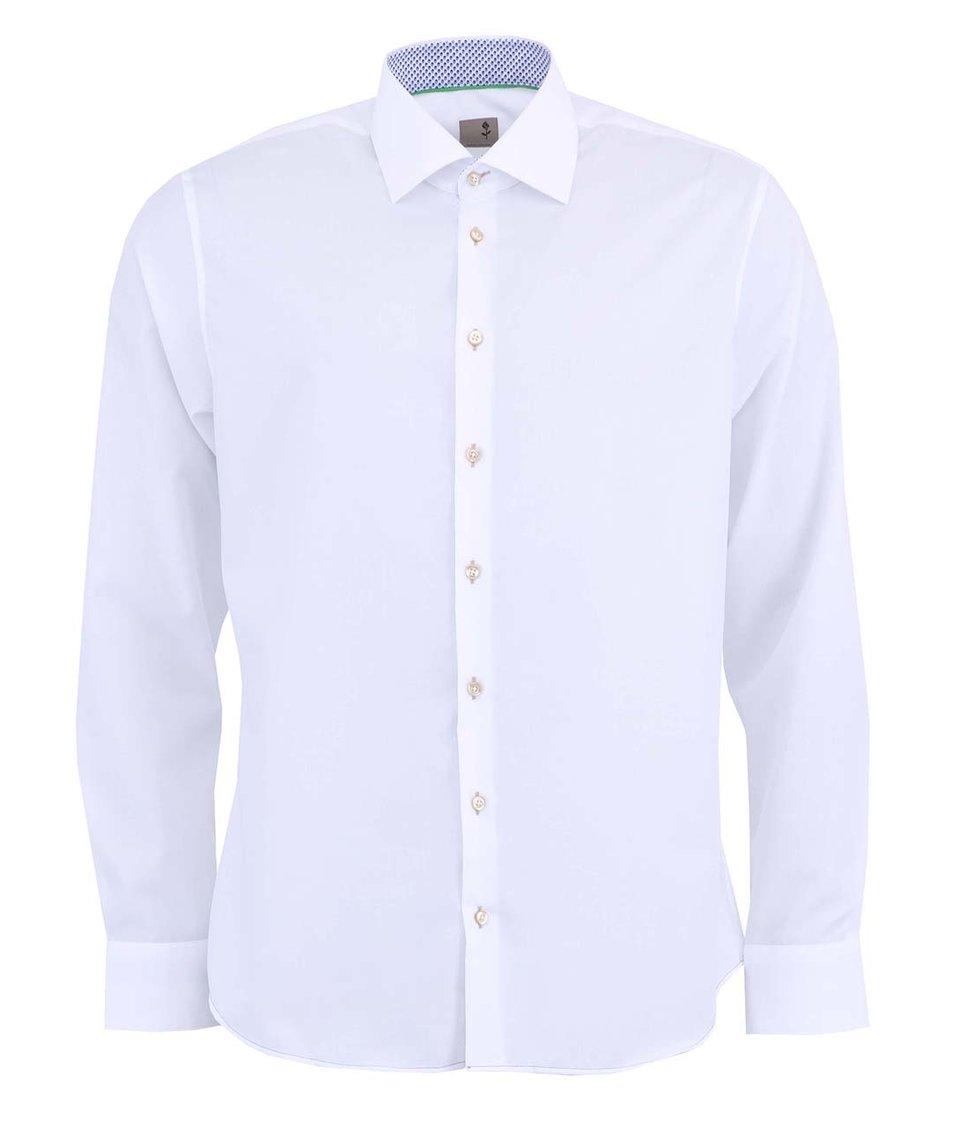 Bílá košile Seidensticker Slim Fit