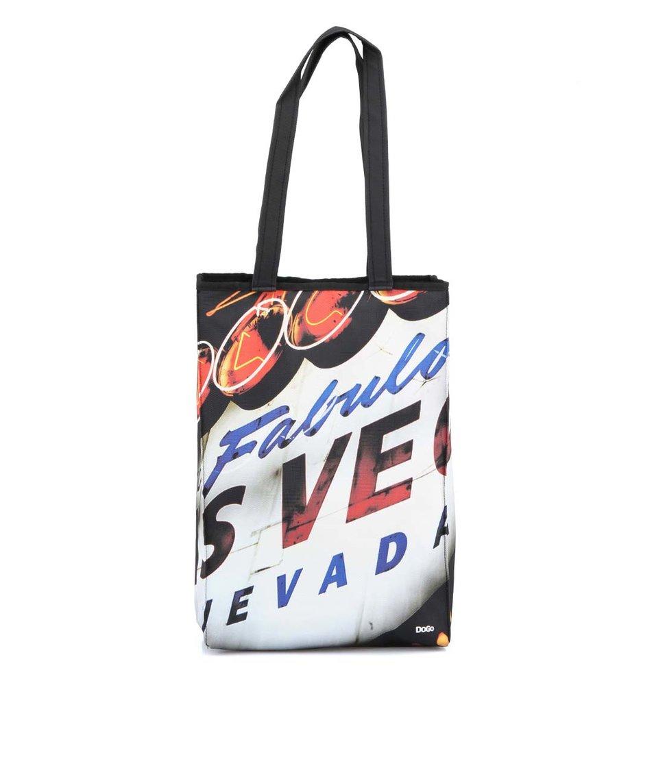 Prostorná unisex taška Dogo Las Vegas