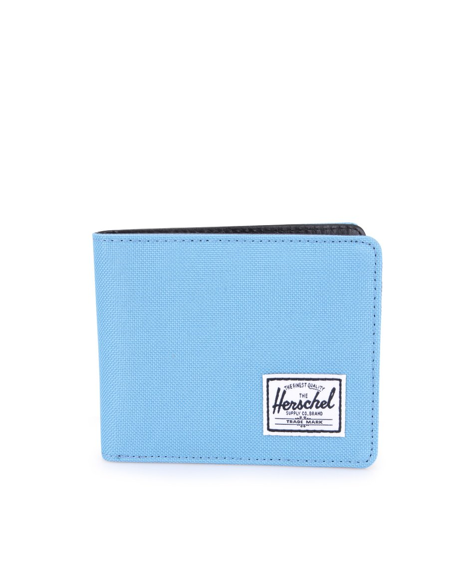 Modrá peněženka Herschel Hank Coin