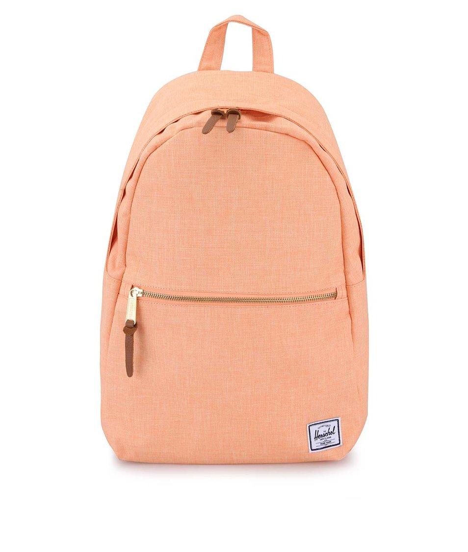 Světle oranžový batoh Herschel Town