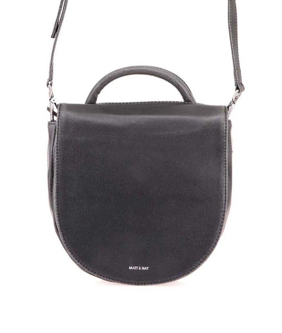 Černá kabelka Matt & Nat Parabole