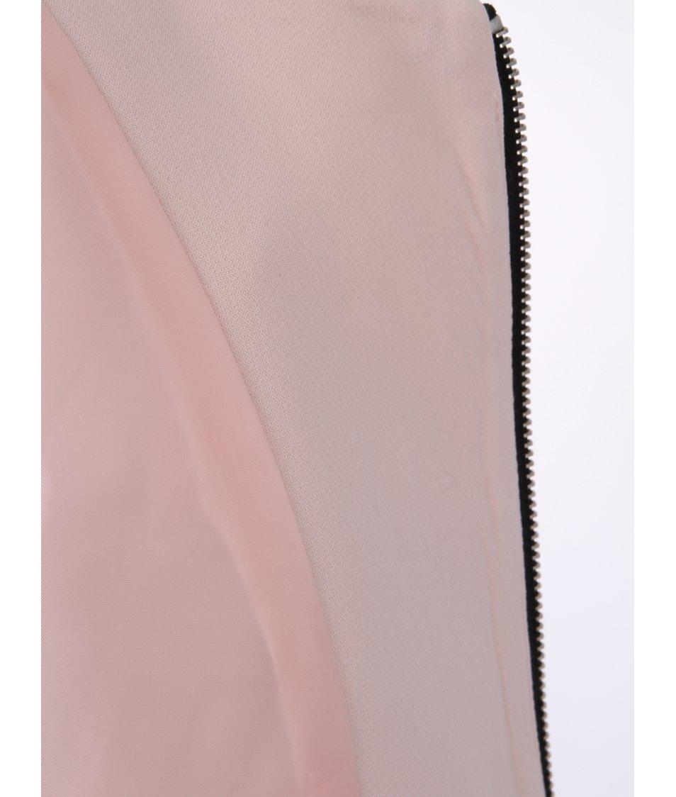 Meruňkový lehký kabát Noisy May Covey