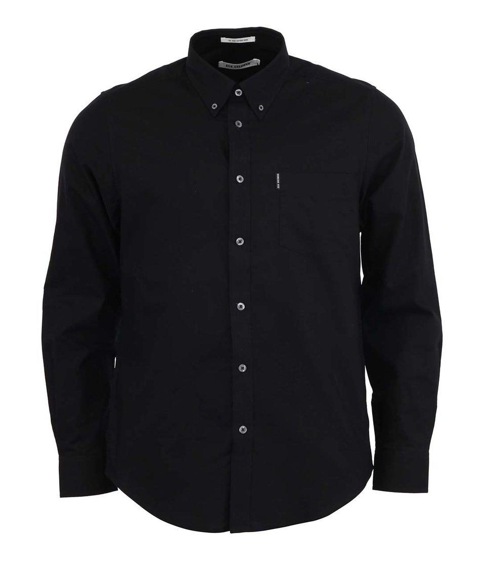 Černá pánská košile Ben Sherman