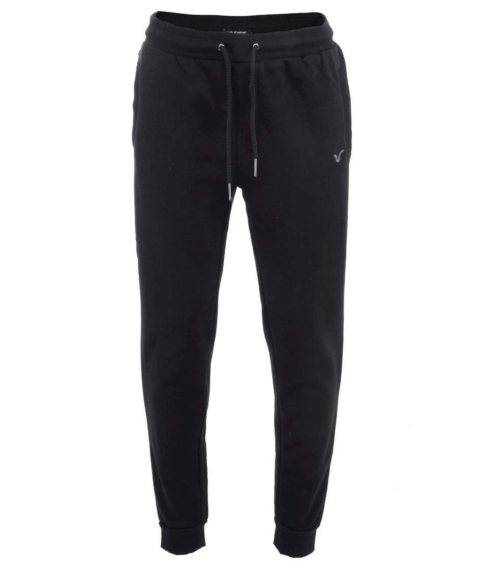 Černé pánské tepláky Voi Jeans Kells