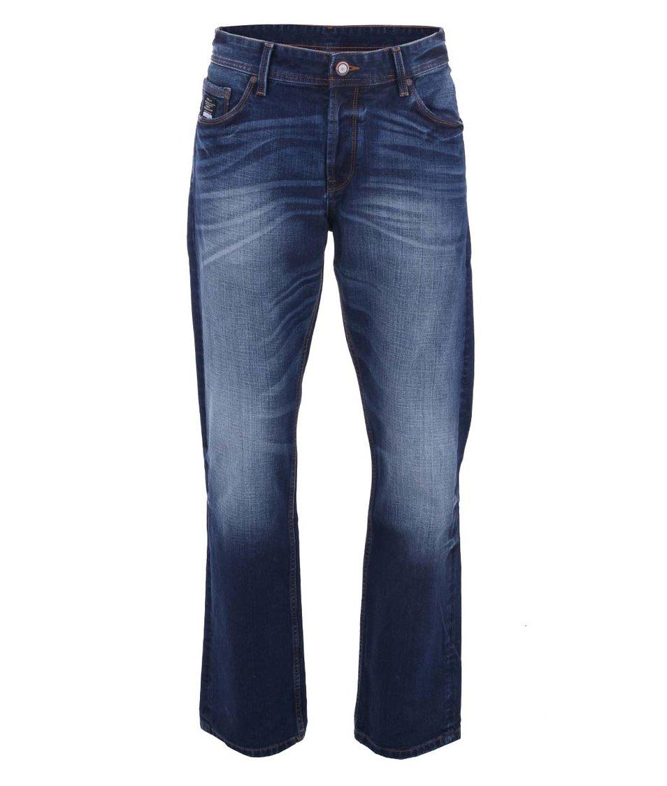 Tmavě modré pánské džíny Voi Jeans Norton