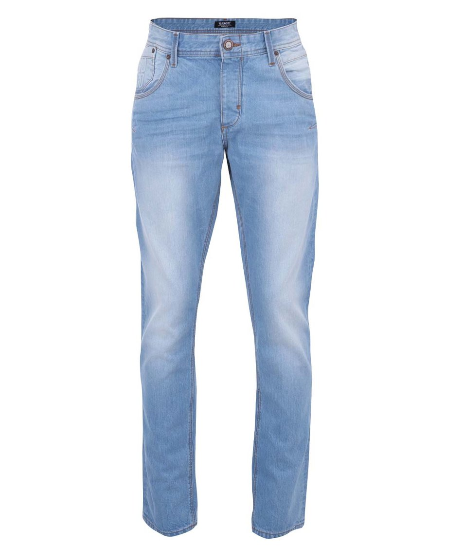 Světle modré pánské džíny Voi Jeans Wiley