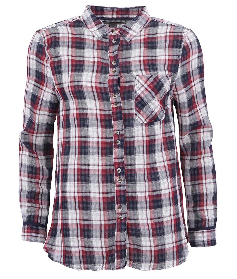 Kostkovaná dámská košile Bellfield Daisy