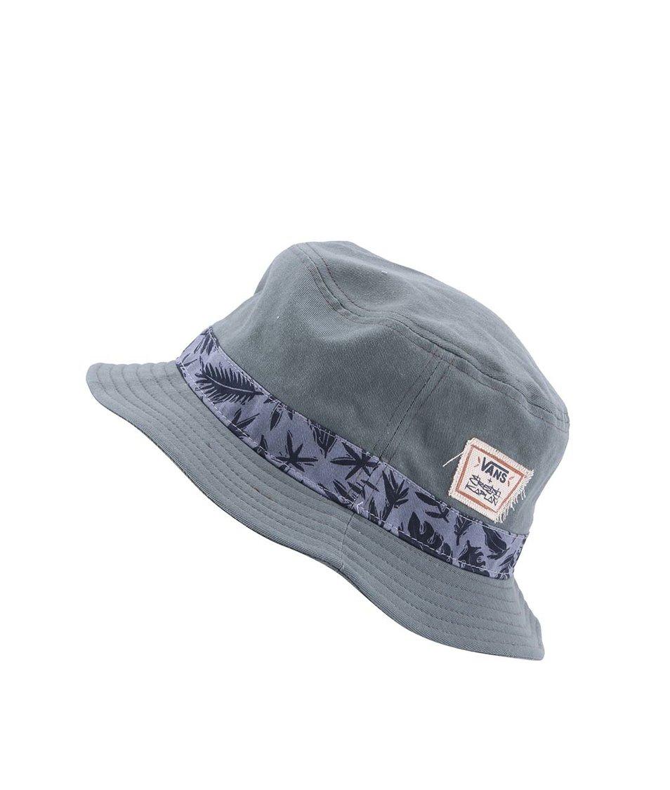 Zelený klobouk Vans Gregg Kaplan