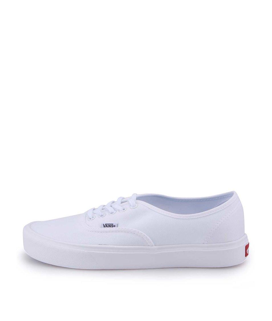 Bílé pánské tenisky Vans Authentic Lite