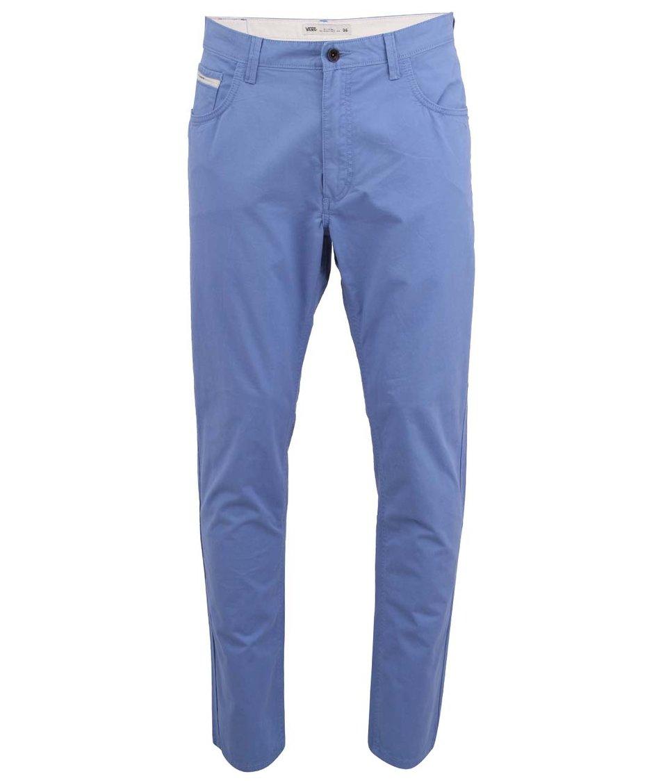 Modré pánské kalhoty Vans V46 Taper