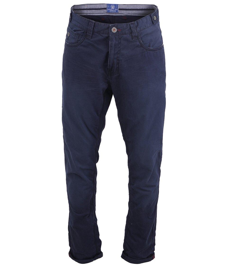 Tmavě modré kalhoty Dstrezzed Fancy