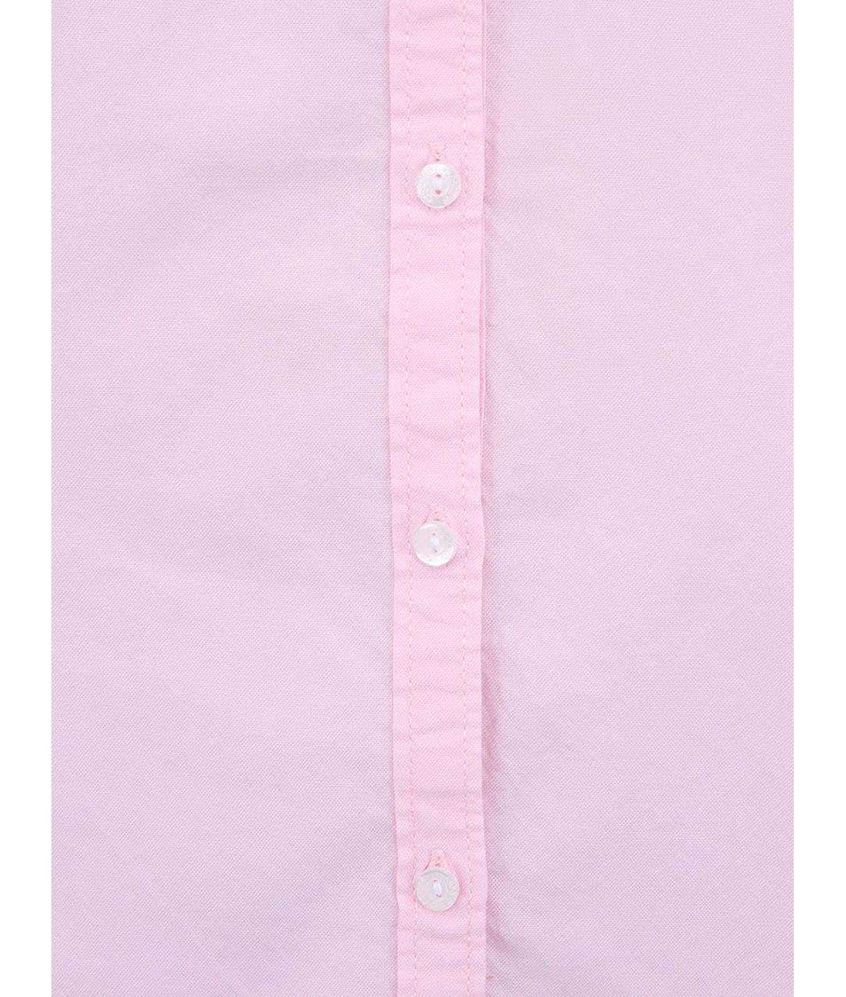 Růžová volnější košile ONLY Cici