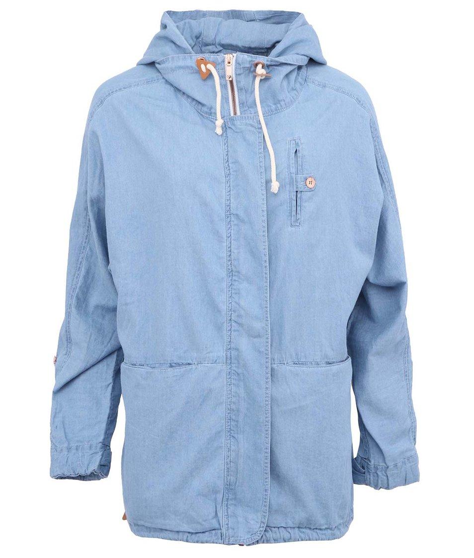 Světle modrá dámská lehká bunda Ragwear Petrie