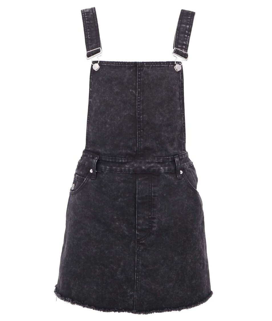 Černé dámské džínové lacláče Cheap Monday Embrace