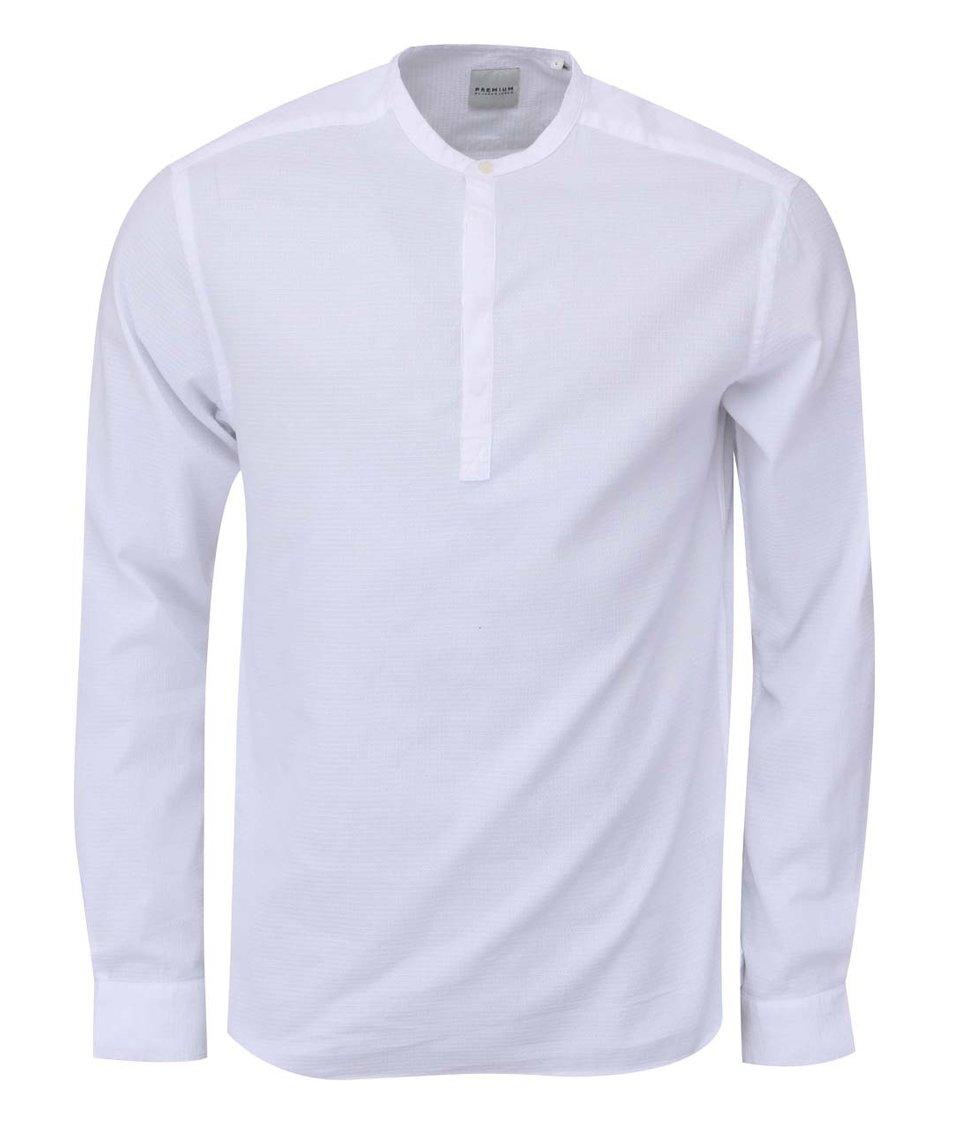 Bílá košile Jack & Jones Sunny Vale
