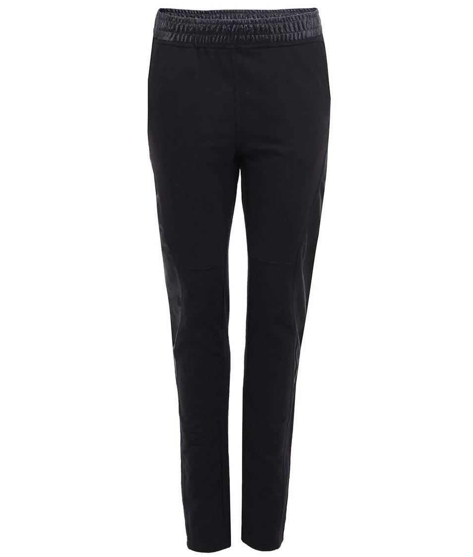 Černé úzké kalhoty Desires Gloss 2