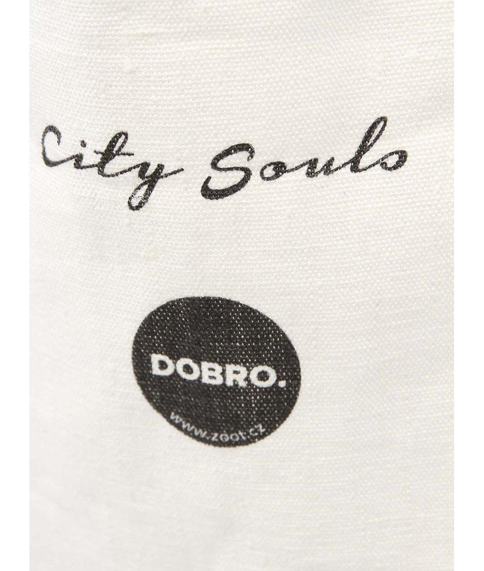 """""""Dobrá"""" unisex taška City Souls Ruce"""
