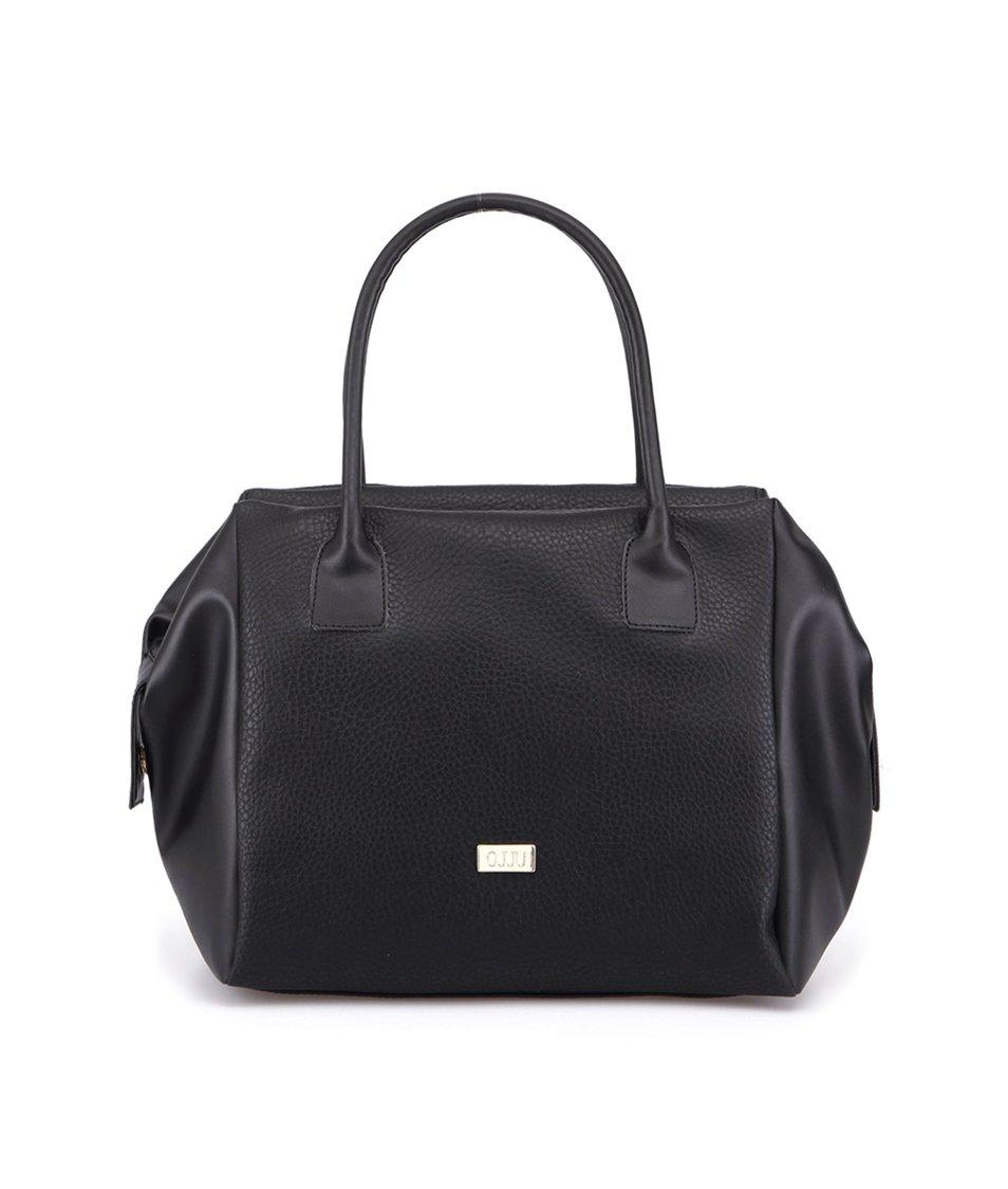 Černá velká kabelka s uchy OJJU