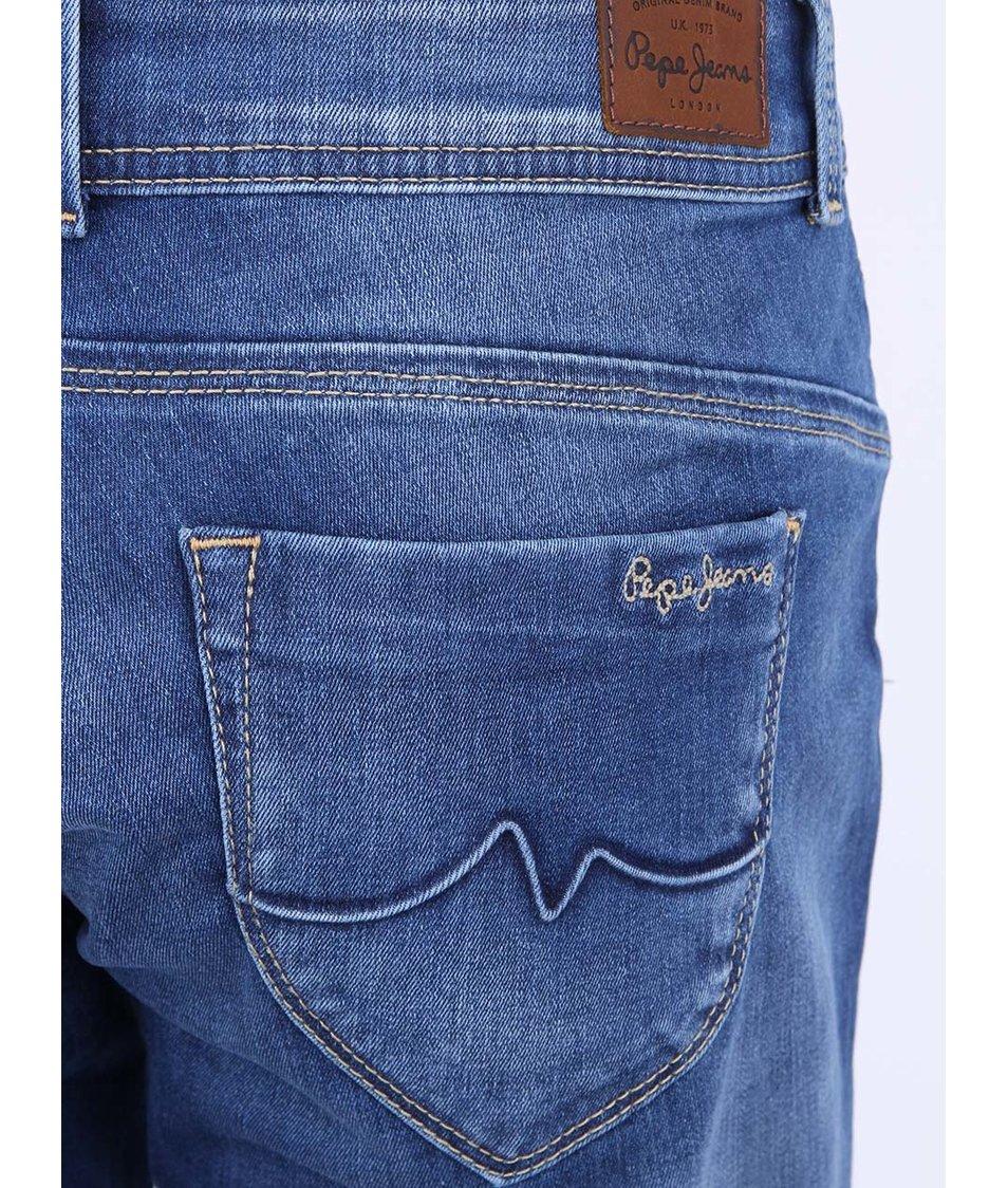 Tmavě modré dámské džíny Pepe Jeans New Brooke