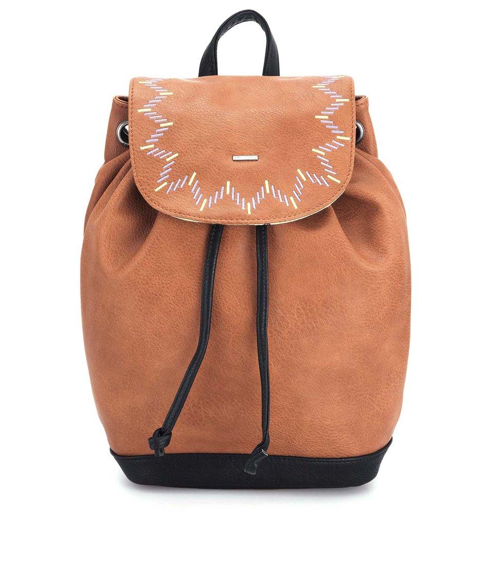 Hnědý batoh Skunkfunk Mangada
