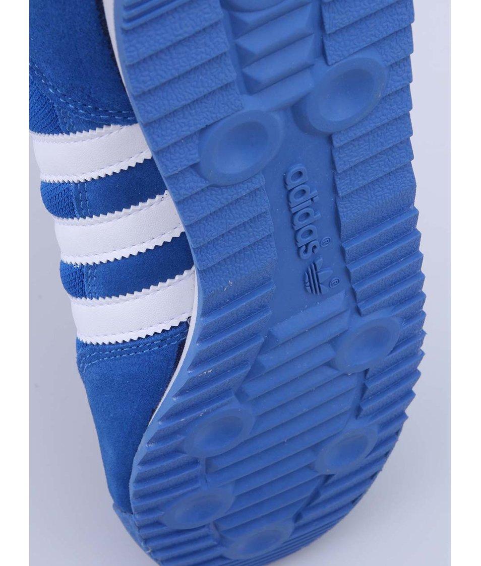 Modré pánské tenisky adidas Originals Dragon - Vánoční HIT!  c20ba52cc88
