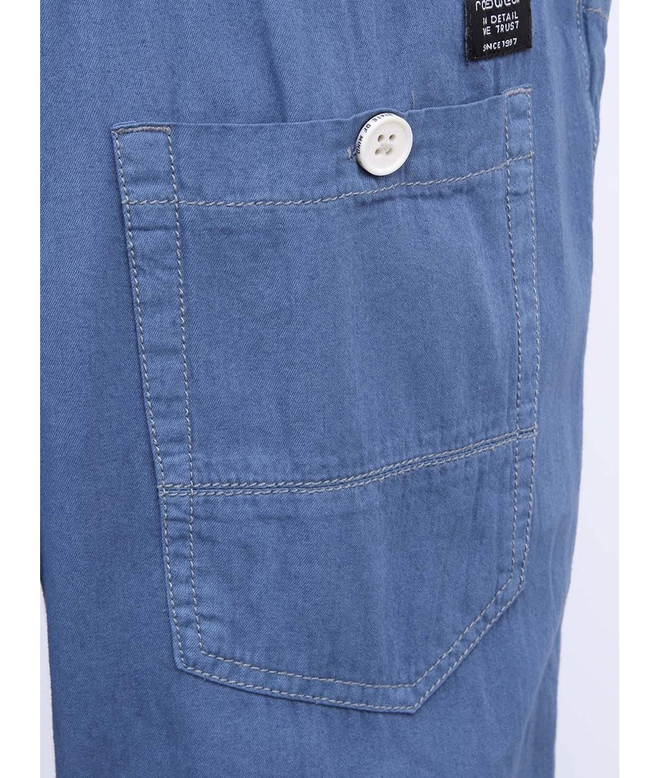 Modré pánské kalhoty Ragwear Dino