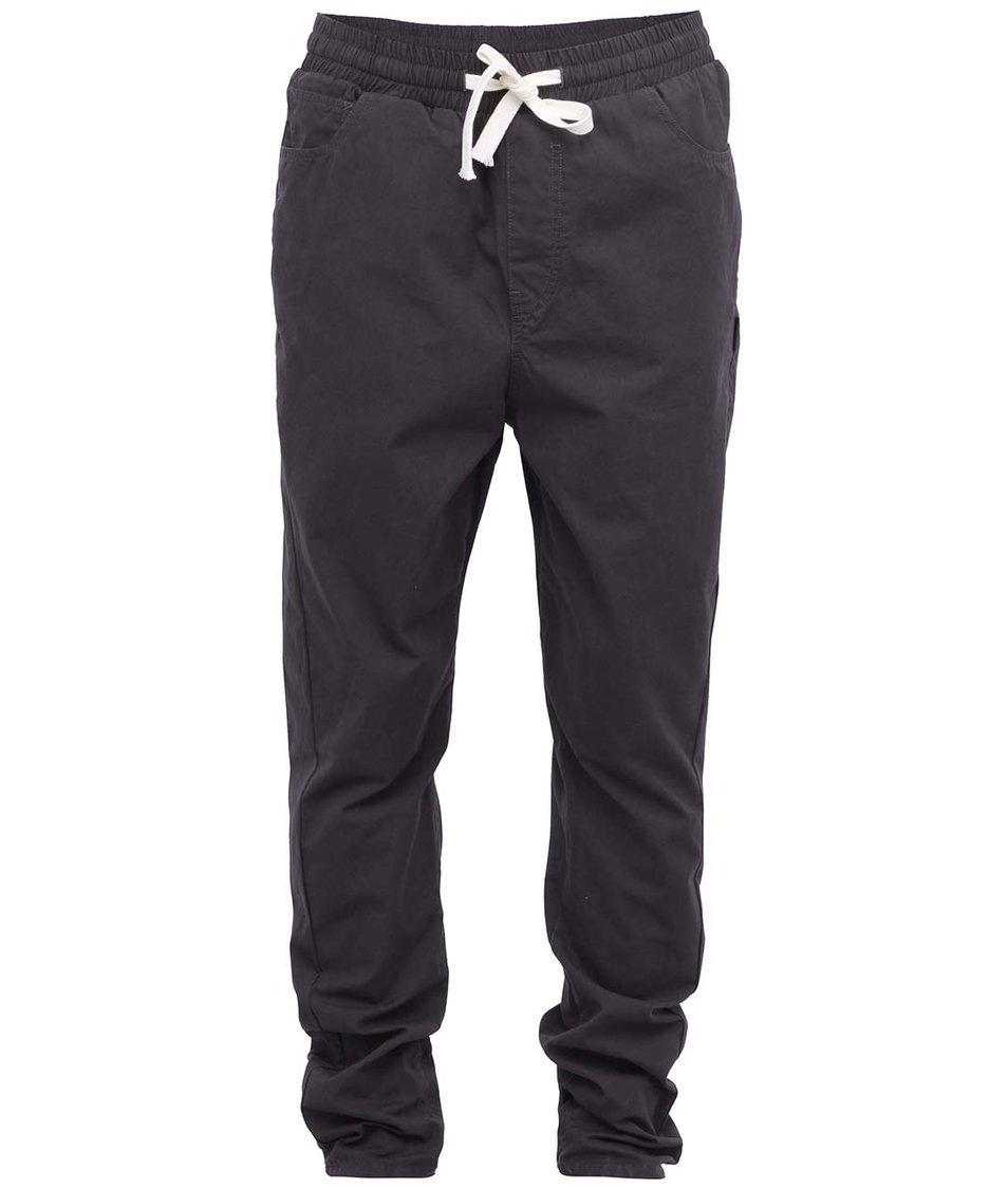 Šedočerné pánské kalhoty Ragwear Dino