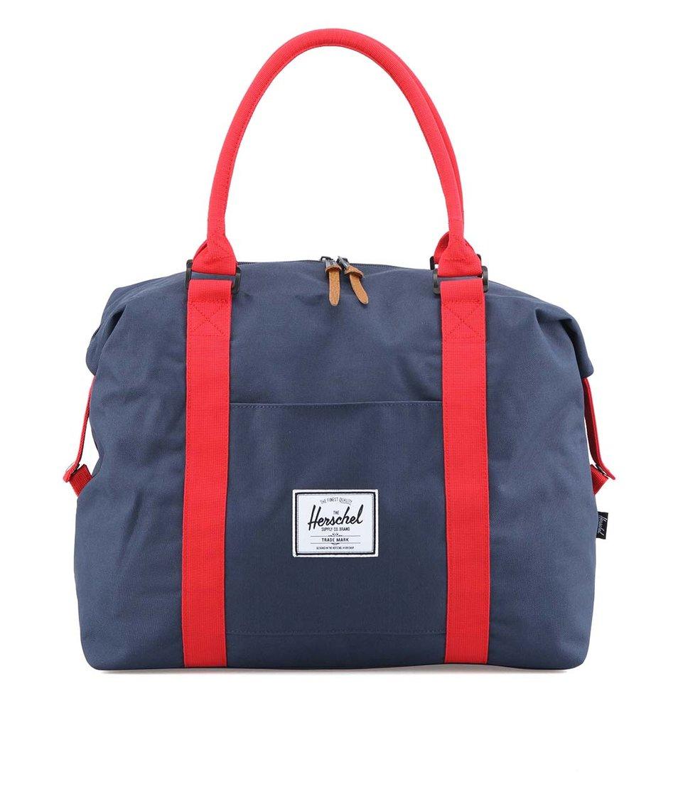 Tmavě modrá taška Herschel Strand