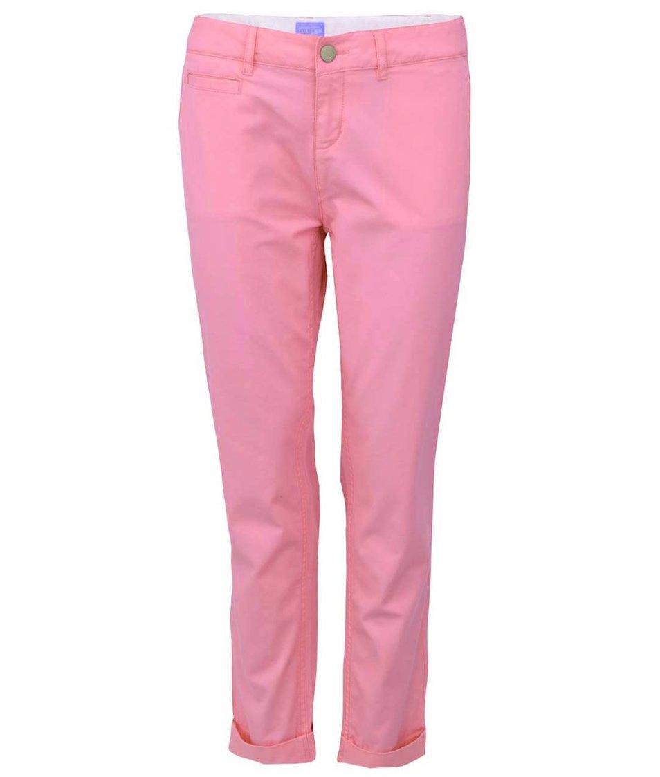 Růžové osminkové kalhoty Tom Joule Hepburn