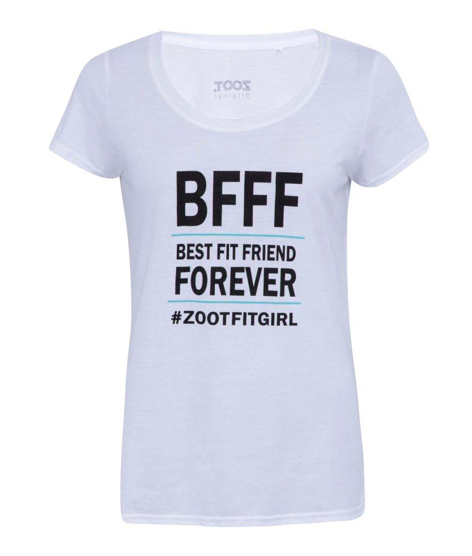 Bílé dámské tričko ZOOT Originál BFFF