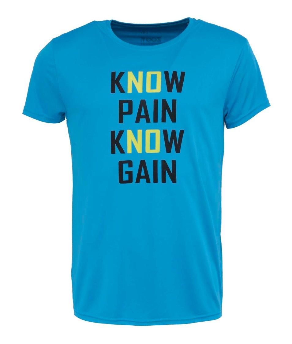 Modré pánské sportovní triko ZOOT Originál No Pain