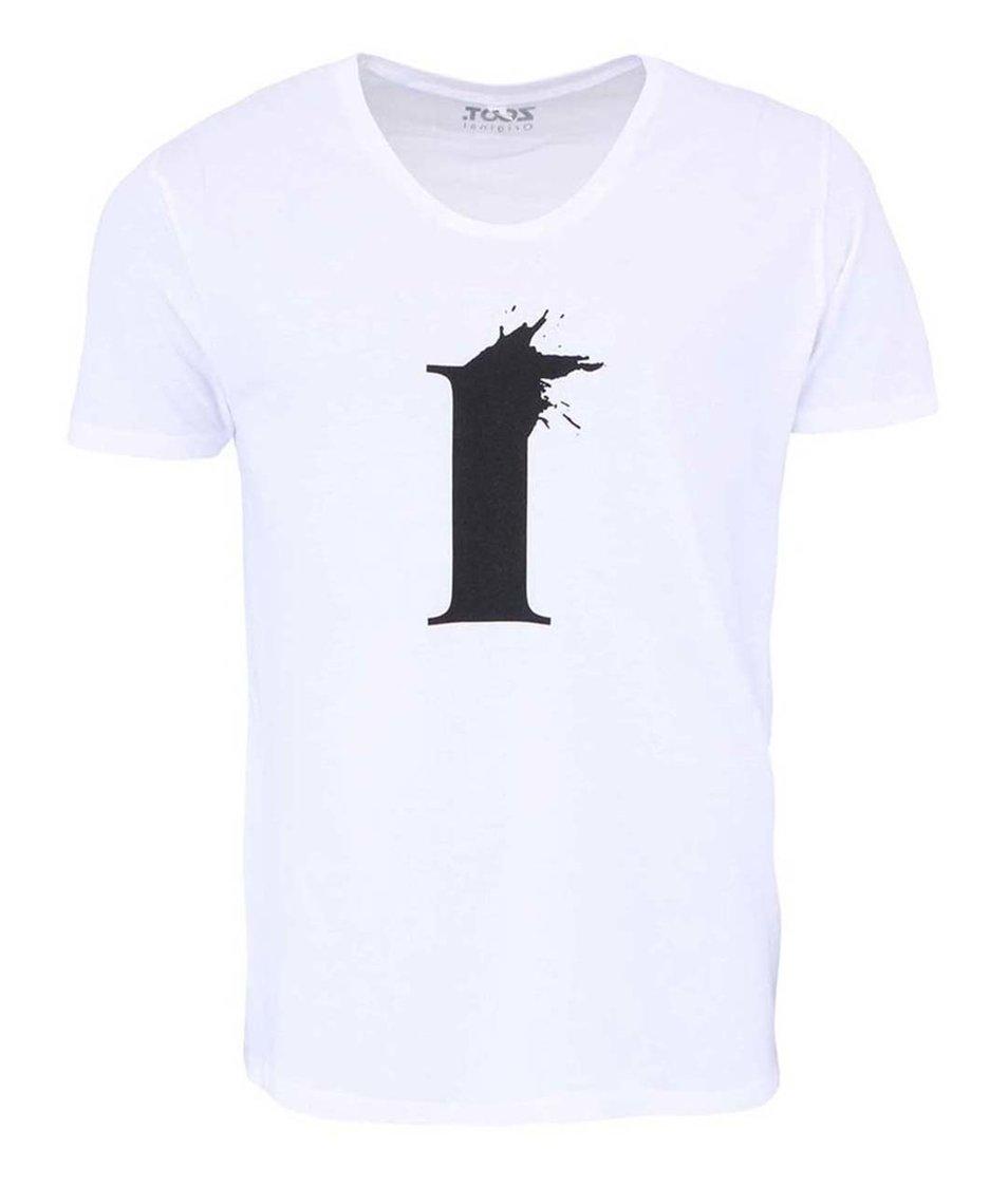 Bílé unisex tričko ZOOT Originál I