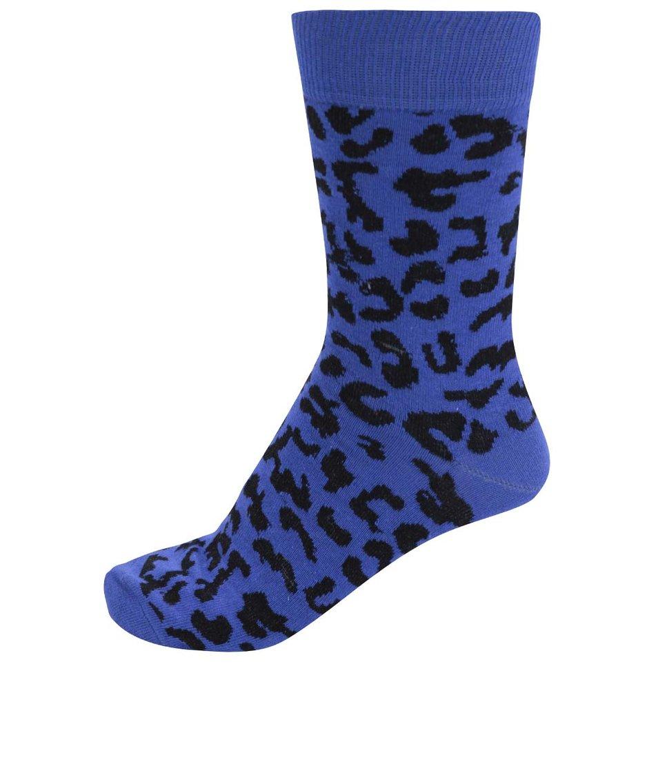 Pánské ponožky Cheapo Leo Blue