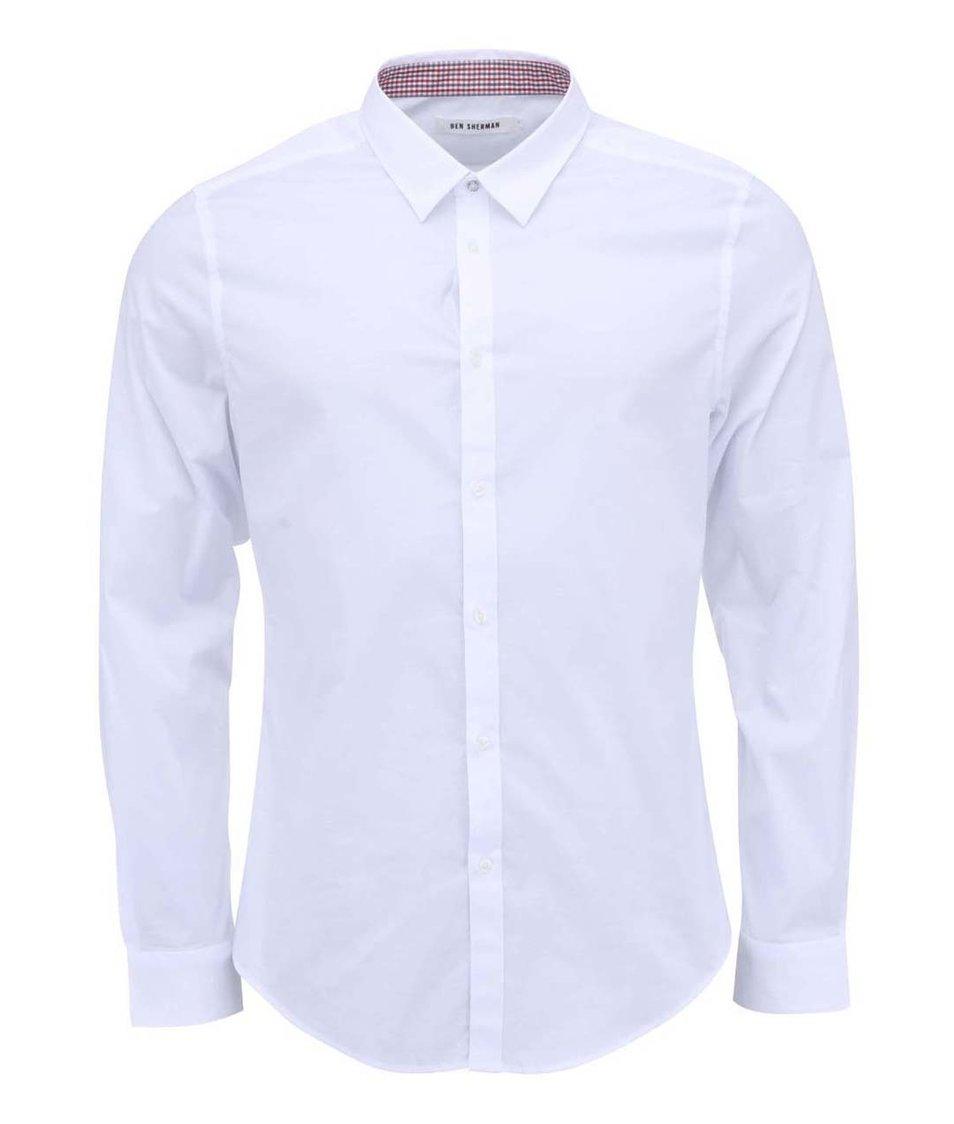 Bílá košile Ben Sherman Soho