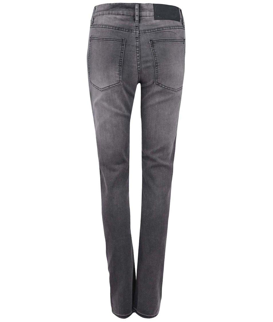Šedé dámské strečové džíny Cheap Monday Tight