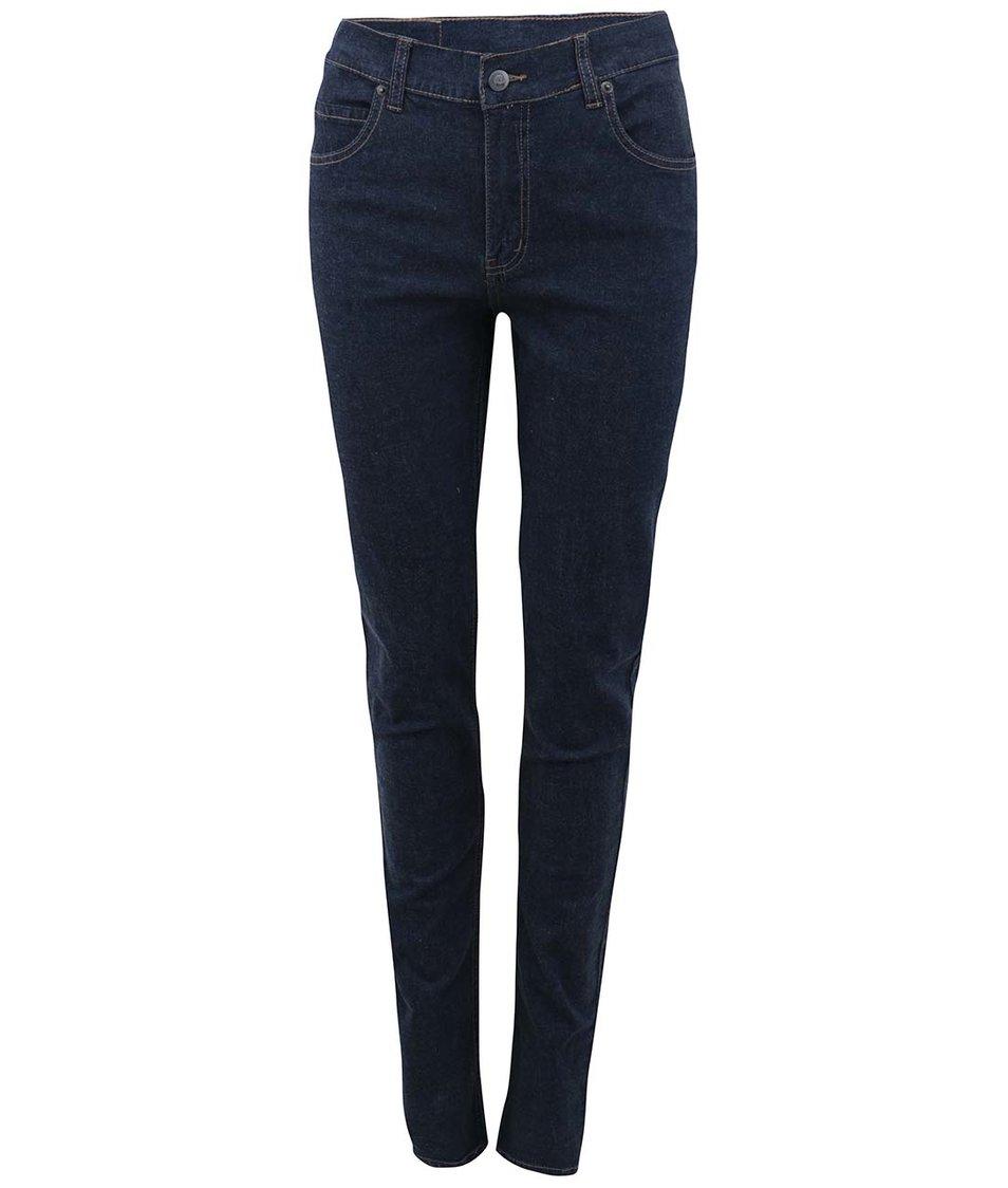 Tmavě modré dámské strečové džíny Cheap Monday Tight