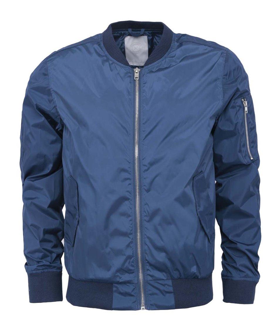 Tmavě modrá bunda Tailored by Solid Kirton