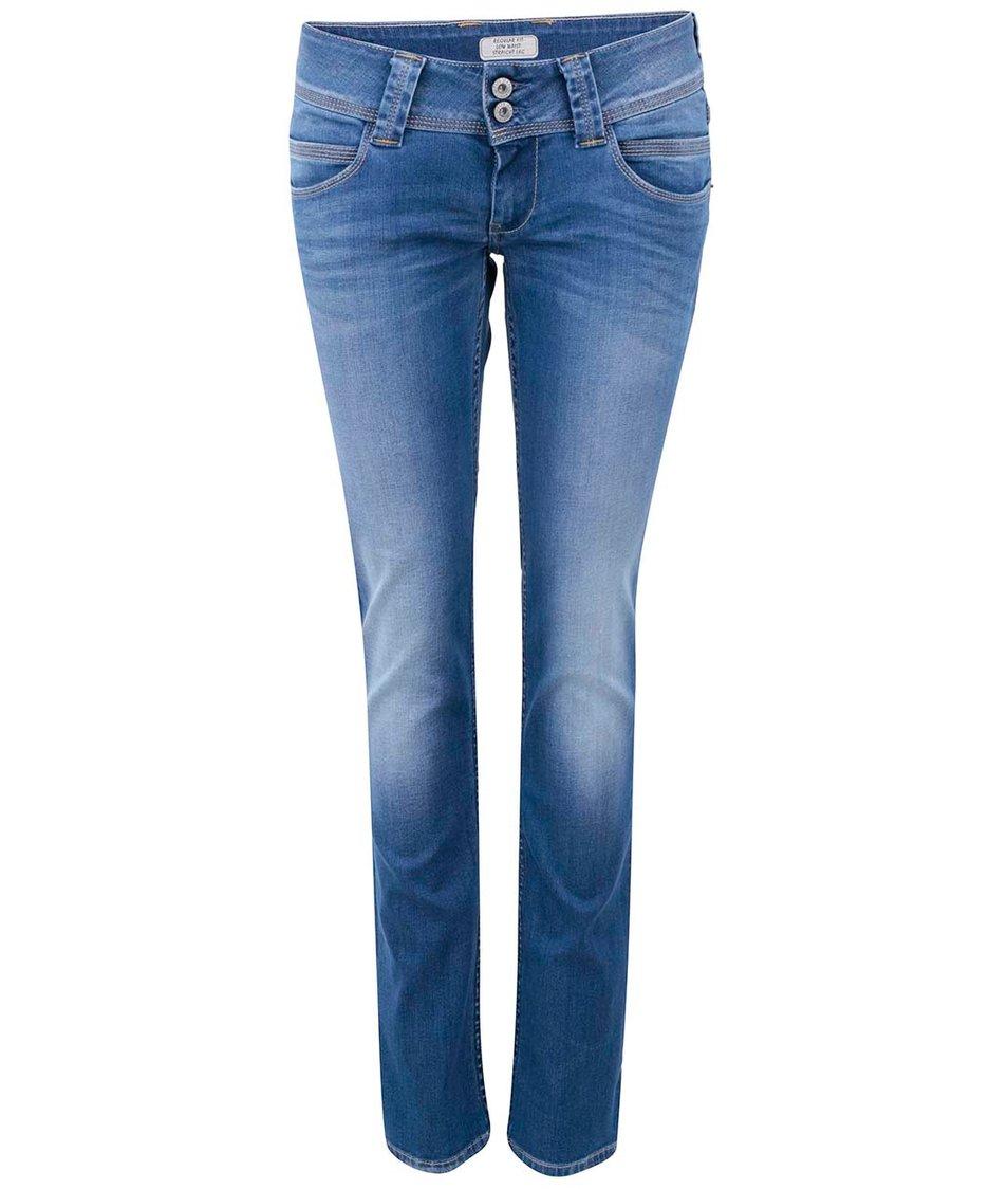 Světle modré dámské džíny Pepe Jeans Venus