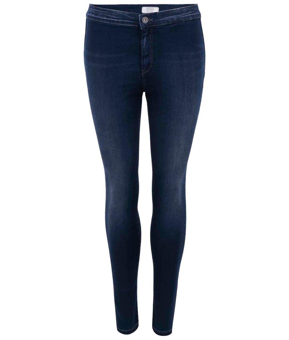 Tmavě modré dámské skinny džíny Pepe Jeans Cutie