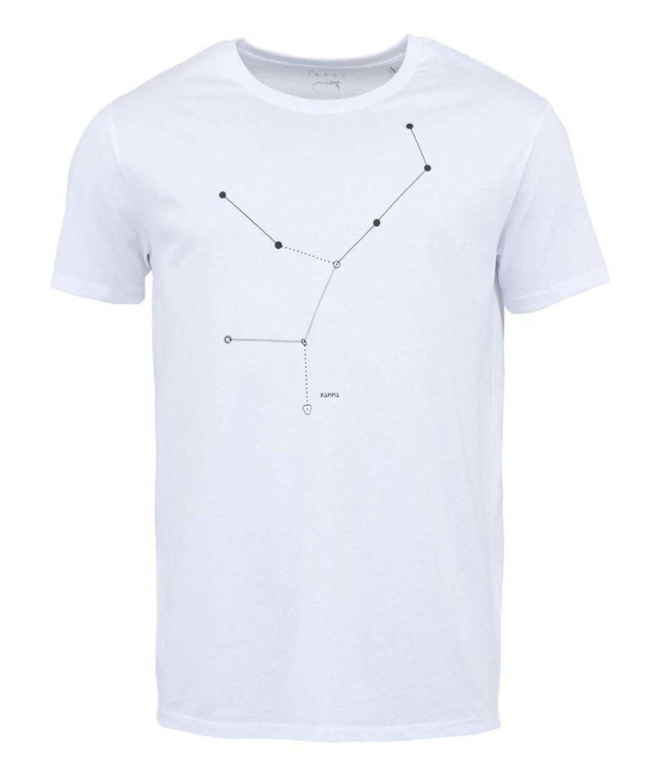 Pánské triko ZOOT Lokál Znamení: Panna
