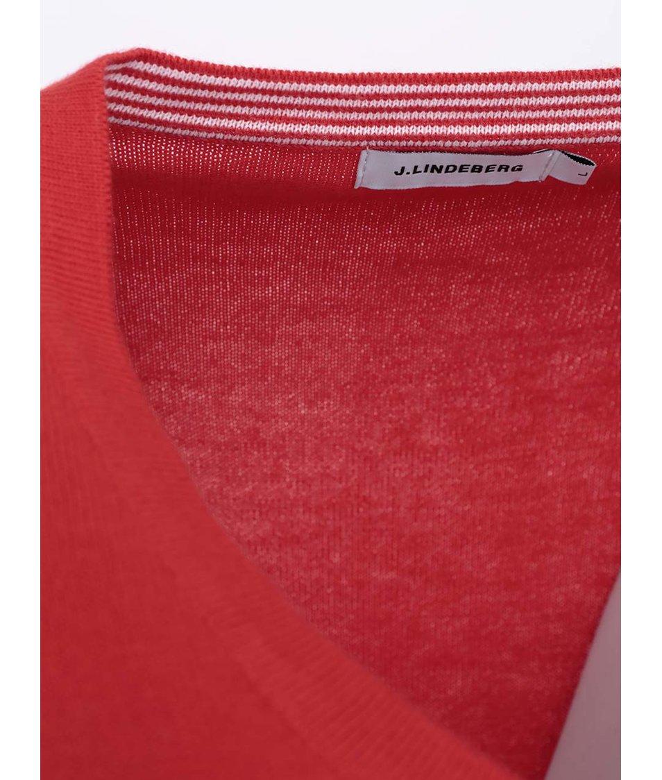 Červený svetr J.Lindenberg Melvin