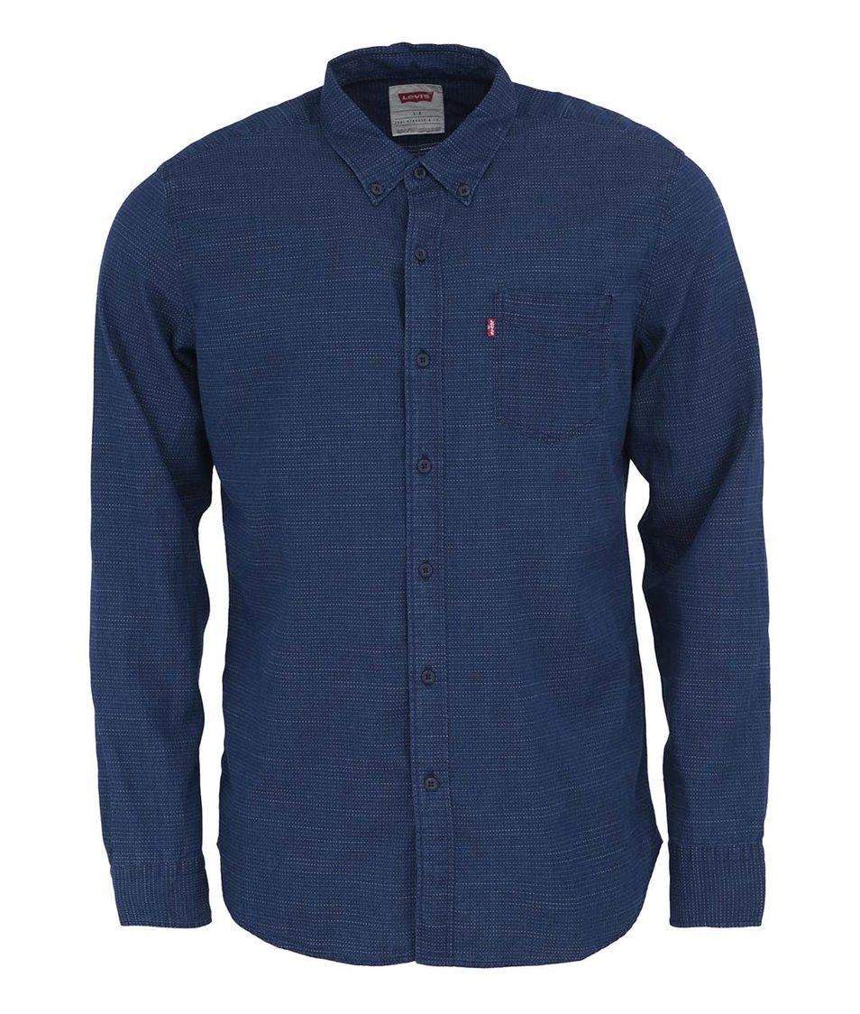 Tmavě modrá pánská košile Levi's® Classic