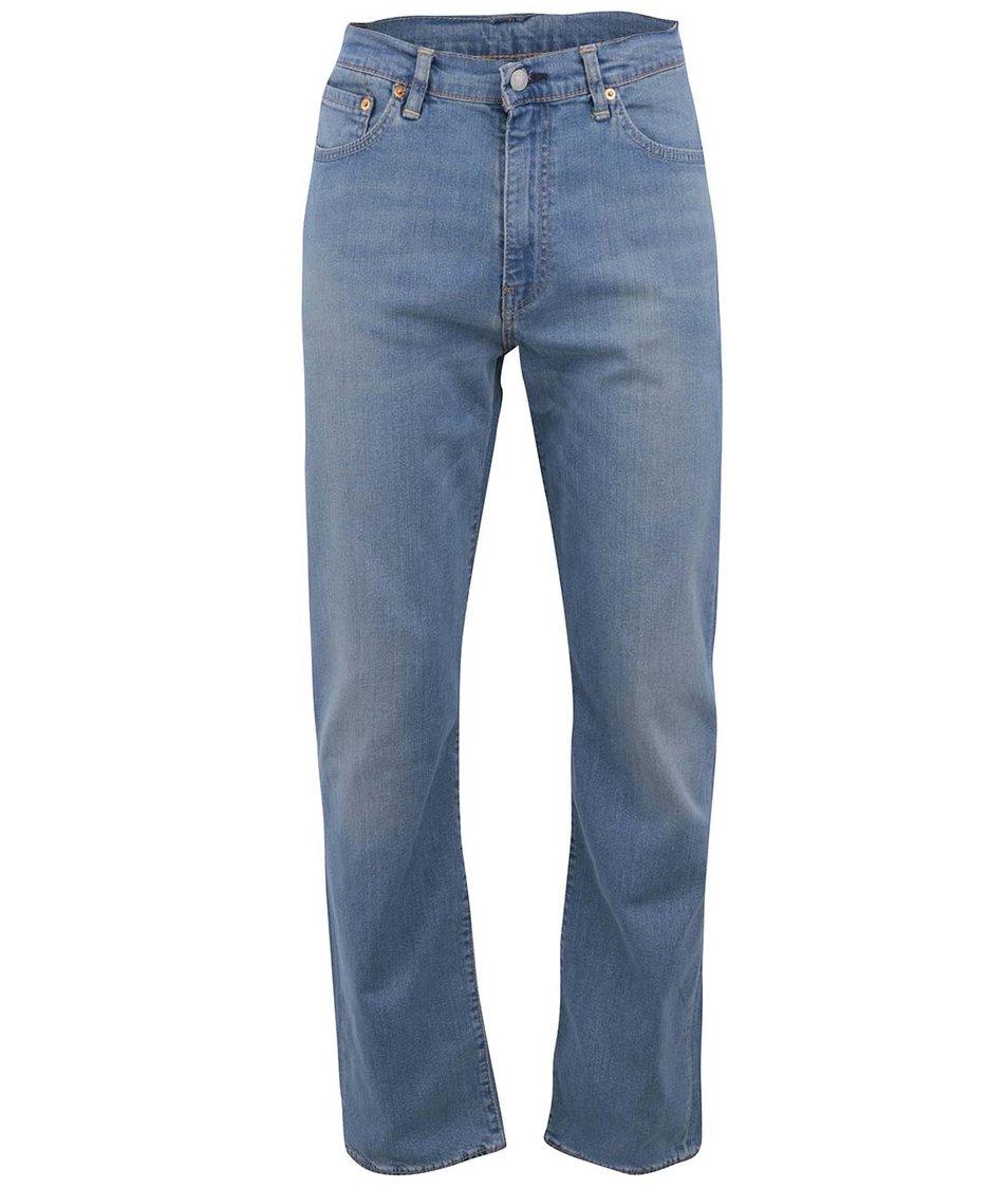 Světle modré pánské rovné džíny Levi's® Gravity