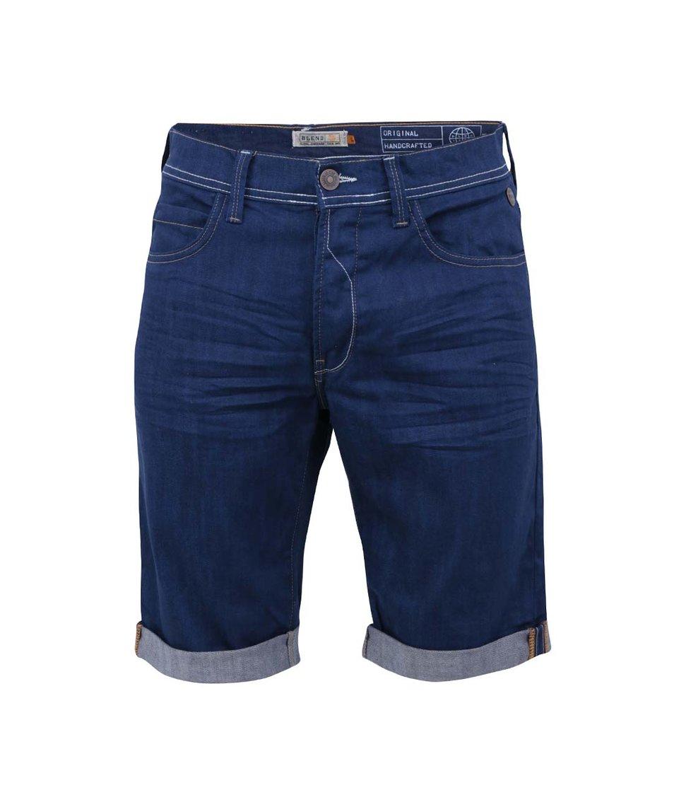 Modré džínové kraťasy Blend