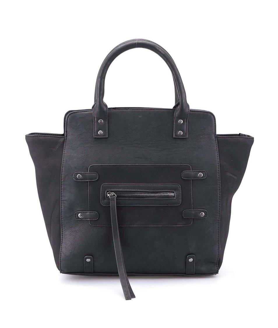 Černá kabelka Pieces Niara